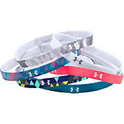 under armour headbands for girls. product image · under armour girls\u0027 graphic headbands \u2013 6 pack for girls 9