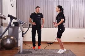 Fitness Program Design Personal Trainers Ems Training Dubai Lose Weight Reduce Cellulite Gain