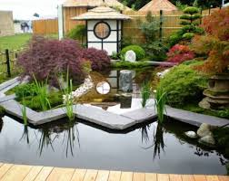 Japanese Style Garden Bridges Japanese Gardens Pond Stars Uk