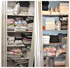 organizing the linen closet bored mommy