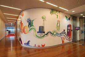 wall murals office. Office Wall Murals. Mural Ideas For Resaiki Interiors Is One Of The Murals O