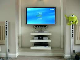Floating Shelves For Dvd Player Etc Custom Simple Decoration Floating Shelves For Dvd Player Floating Shelf For