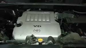 2013 Toyota Highlander Engine Idling After Oil Change - 2GR-FE 3.5 ...