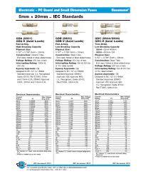 Bussmann Cross Reference Chart Bussmann Fuse Chart Diagram Data Manual