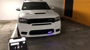Lighting Trendz Srt Badge New Light Up Led Emblem On 2018 Dodge Durango Srt Lubbock