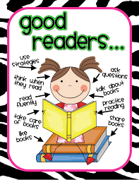 What Good Readers Do Chart Siples 3rd Grade Good Readers