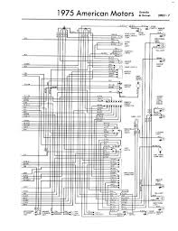 1975 1974 amc javelin wiring diagram at Amc Amx Wiring Diagram
