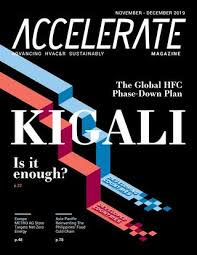 R718 Pt Chart Accelerate Magazine 105 November December 2019 By