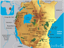 of east africa