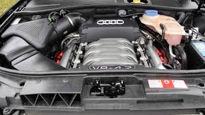Audi A6 allroad 4.2 V8 quattro acceleration and sound - YouTube