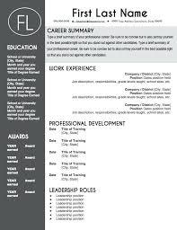 Editable Resume Template Cool Editable Resume Template Lifespanlearn With Regard To Editable