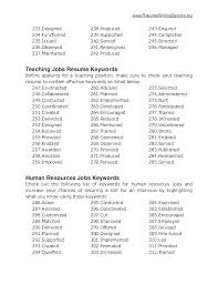 Words To Use In A Cover Letter Resume Keywords Skills Key Words To Use In A For Cover Letters And