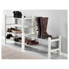 Cubby Bench And Coat Rack Set Bench White Shoe Rack Excellent TJUSIG Shoe Rack White 100 Cm IKEA 39