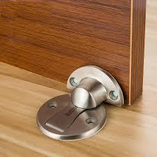 2019 magnet door stops stainless steel door stopper magnetic door holder toilet glass doorstop furniture hardware from jmqj66 12 92 dhgate com