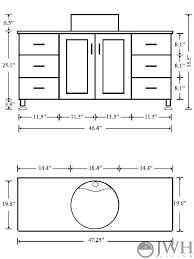 what is the standard height of a bathroom vanity intended for standard height for bathroom vanity