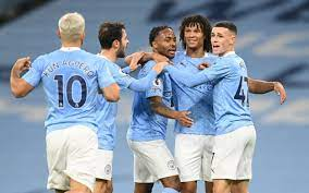 Manchester City rediscover their backbone with dogged victory over Arsenal