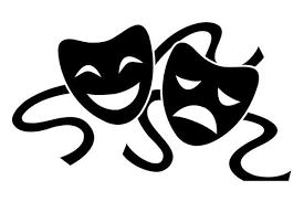 نتیجه تصویری برای صورتک تئاتر