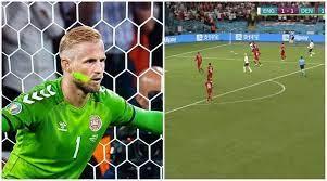England vs Denmark: Laser light on ...