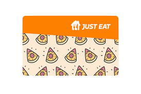 Just Eat Gift Cards