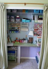 office closet ideas. this is more like the size closet i have office ideas