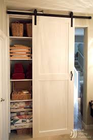 white closet sliding barn doors because i kind of always wanted to live in a barn in 2018 doors barn door hardware and closet doors