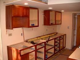 Installing Cabinets In Kitchen Installing Kitchen Cabinets Kitchen Design