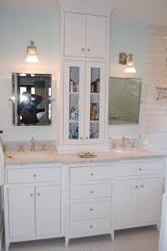 White Bathroom Cabinet Bathroom Cabinets Creative Cabinets Decoration