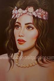 best portrait painter mumbai india
