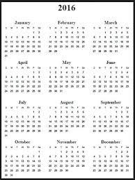 12 Months Calendar Printable Calendar Yearly