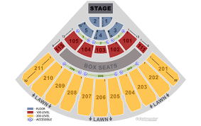 Cricket Wireless Amphitheater Chula Vista Seating Chart Abiding Sleep Train Amphitheatre Seating White River