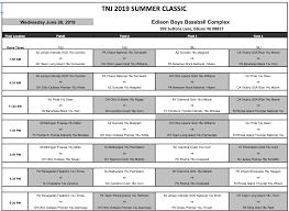 2020 Team NJ <b>Summer Classic</b> – Team <b>New</b> Jersey