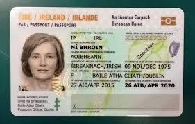 Buy Real Order - Passport Card Irish Online Ireland