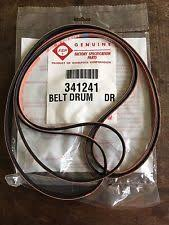 kenmore 80 series dryer belt. oem authentic fsp kenmore 92\ 80 series dryer belt t