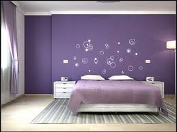Purple Wall Decor For Bedrooms Modern Small Living Room Decorating Ideas Displaying White Colors