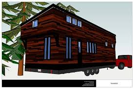 tiny house design plans. This Is Another House Plan Designed To Be On A Trailer. Again, If You Are Someone That Has Travel Lot Would Great Option. Tiny Design Plans