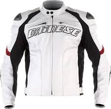 dainese racing leather jacket clothing jackets motorcycle white red dainese gloves dainese leather