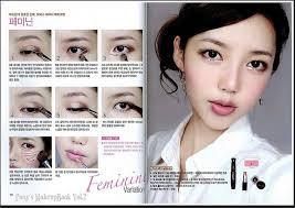 korean makeup tutorial 2 makeup pony