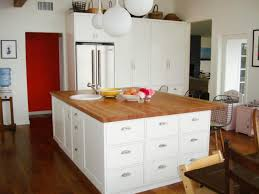 White Kitchen Countertop Wood Kitchen Countertops Pictures Ideas From Hgtv Hgtv