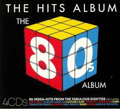 Various The Hits Album The 80s Pop Album Vinyl At Juno Records