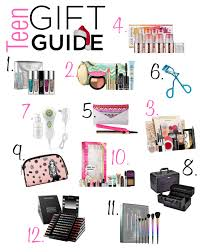 Teen Holiday Gift Guide Featuring Products From Sephoracom Our Christmas Gifts For Teenage Girl 2014