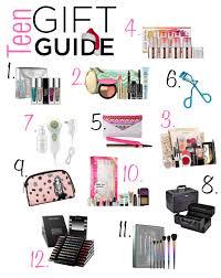 12 Teenage Girl Gifts for Christmas : Beauty & Makeup Edition