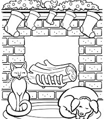 Small Picture Printable Holiday Coloring Pages