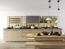Kitchen Designs: Charcoal And Mustard Kitchen Classy Open Shelving - Kitchen