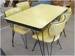 Round Formica Table Kitchen Retro Kitchen Table Sets Old Accent For Vintage Kitchn
