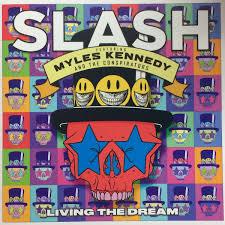 <b>Slash</b> Featuring Myles Kennedy And The Conspirators - <b>Living The</b> ...