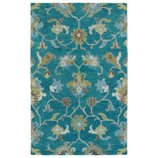 kaleen helena turquoise 9 ft x 12 ft area rug 3209 78 912 the home depot