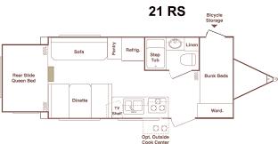 alpenlite 5th wheel floor plans images floor plans rear kitchen 5th wheel