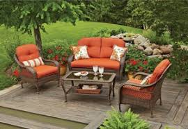 better homes and gardens furniture. Better Homes And Gardens Azalea Ridge Conversation Set Replacement Cushions Furniture D