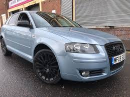 Audi A3 2005 1.6 Special Edition Sportback 5 door 2 OWNERS ...