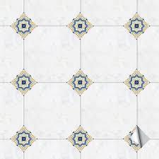funlife tile self adhesive diagonal